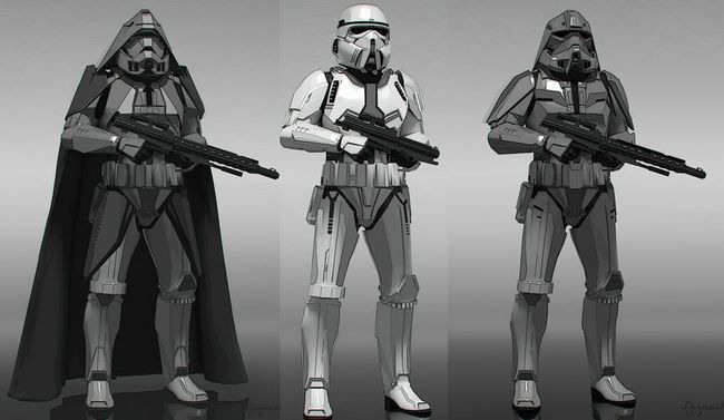 10 Changements qui aurait fait STAR WARS La Force Awakens Un radicalement différent stormtroopers film JJ Abrams épisode 7