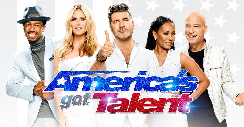`Amérique a du talent »note: grâce vanderwaal sur` ellen`- les clairvoyants off à broadway