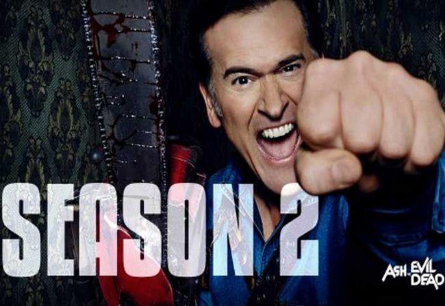 Ash vs mal morte saison 2 version date- 2 octobre 2016