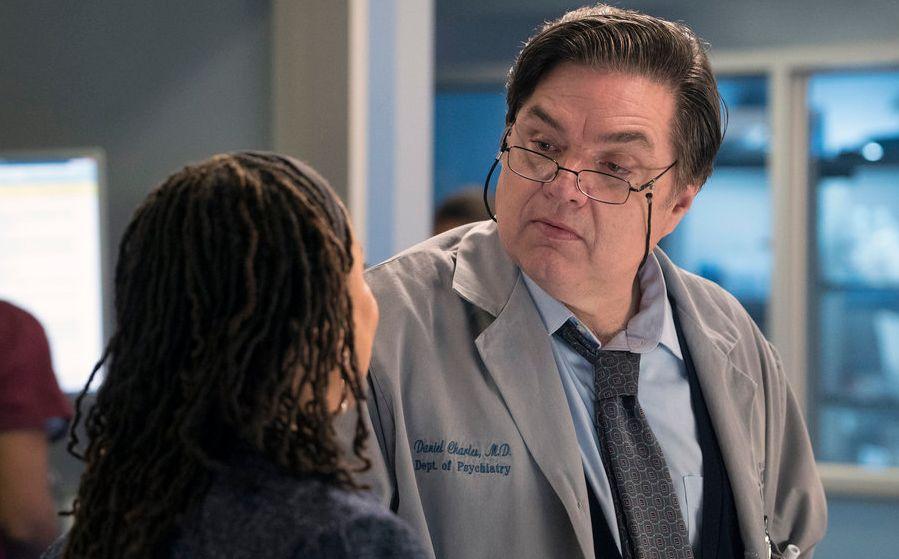 Chicago med `saison 2, épisode 4 avis: dr. La fille de charles arrives- une infection se propage
