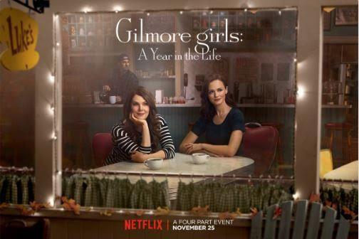 Le binge `gilmore girls de regarder des excuses, «la vérité est plus étrange que florida`, `frosty the snowman` tv de vacances classiques