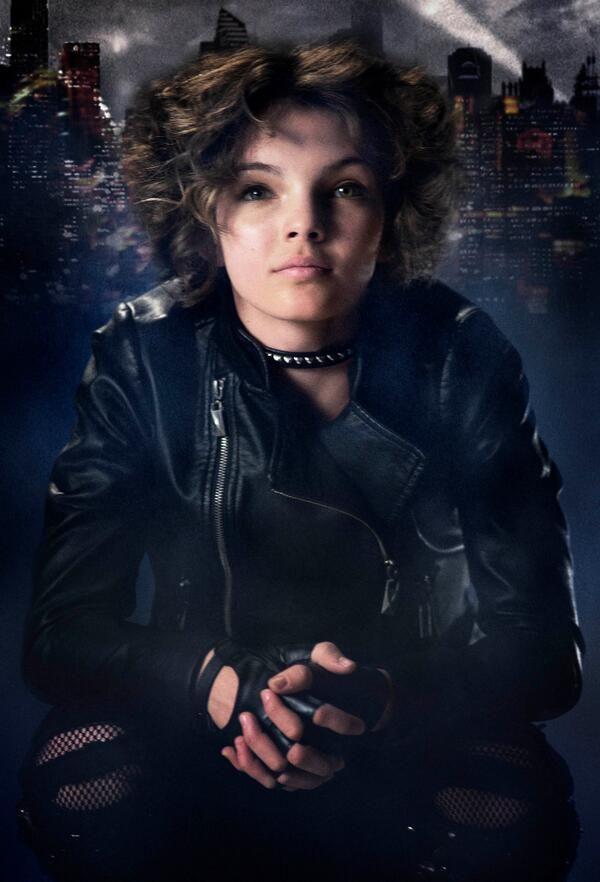 Gotham - tv show set images et premières promos pour catwoman, det. Harvey bullock & alfred pennyworth