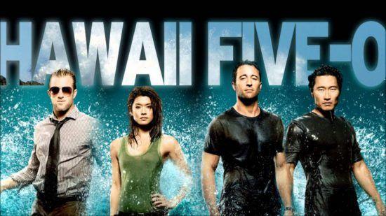 Hawaii Five-0 Saison 7 Affiche