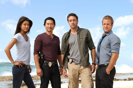 Hawaii Five-0 Saison 7 Cast