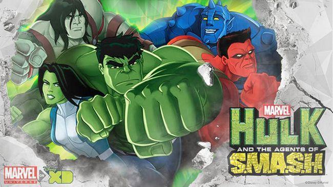 Hulk et les agents du s.m.a.s.h. Est-ce encore être renouvelé pour la saison 3