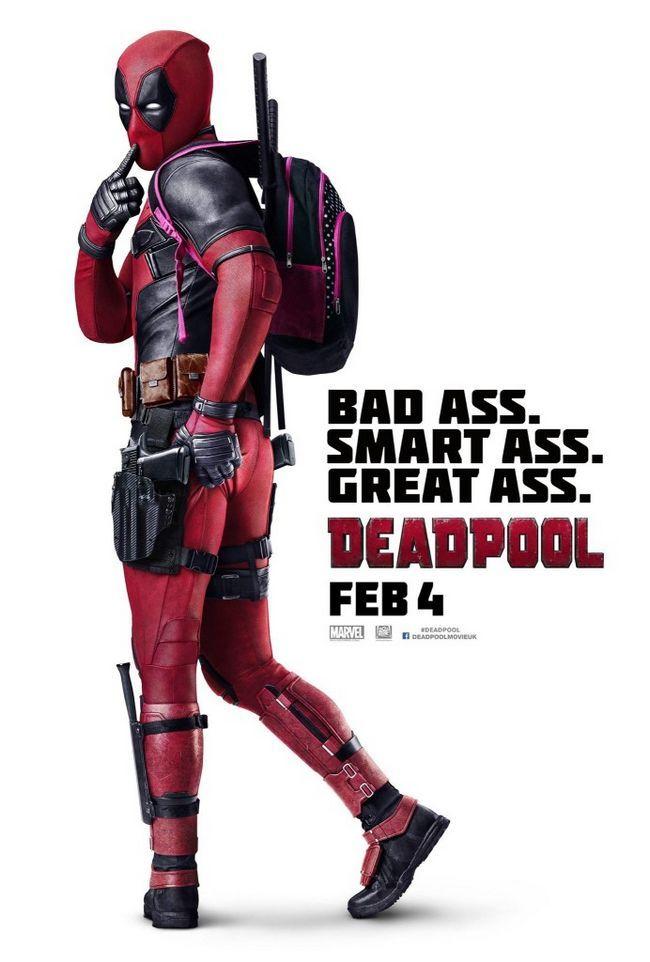 poster deadpool 20ème trailer international century fox