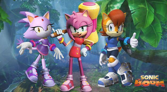 Sonic boom est officiellement renouvelée pour la saison 2