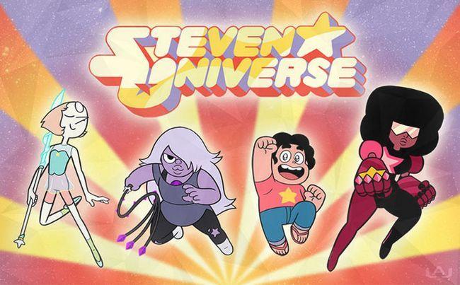 Steven univers saison 3 à la première sur le 12 mai 2016