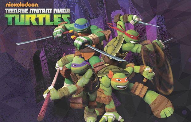 Jeunes mutant ninja turtles est officiellement renouvelé pour la saison 5