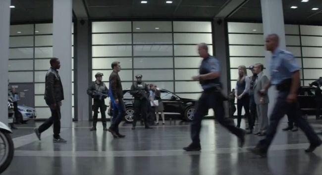 La guerre civile commence! Premier trailer pour captain america: guerre civile libérée