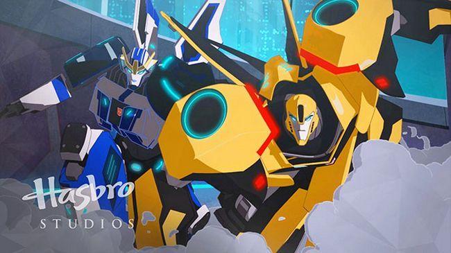 Transformers: robots dans le déguisement est encore à renouveler pour la saison 3