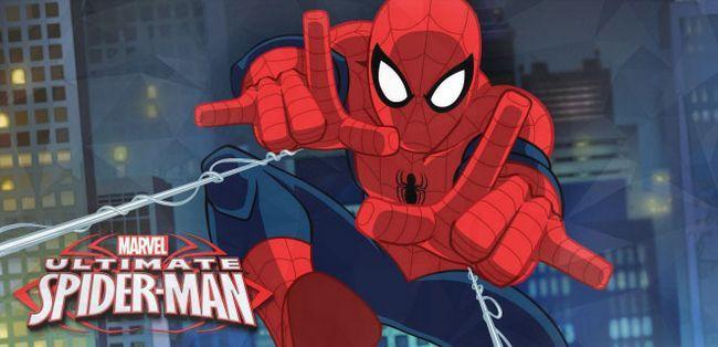 Ultimate spider-man est encore à renouveler pour la saison 5