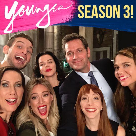 Younger saison 3 date de sortie