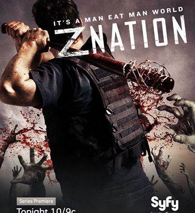 Z Nation Saison 3 Date de sortie